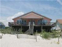 Comfortable Beach Residence ... right on the Ocean ...