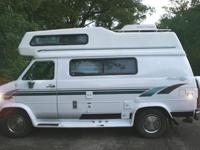 This is a 1996 Model Motorhome. Generally this