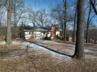 This home has 2 bedrooms on the main level and an