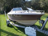 17 FT. SPORTCRAFT-SPORTSMAN--DEEP