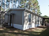 Asking Price: $99,900  NICEVILLE, FL 32578   Year: