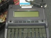 Stenograph machine for sale. Professional Realtime