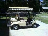 99 club car villager golf cart, 10 hp motor, BRAND NEW
