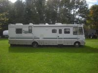 This is a great RV in great shape. 37' 1999 Coachman