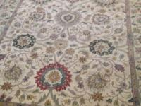 Rug Number: 0001 Size: 9'2x 6'3 Estimated Age: ~ c.