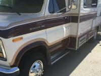 A 1991 FORD 350 25 FT RV for sale in Great