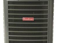 A GOODMAN 2 1/2-Ton 30,000 Btu. Of Cooling; 13-SEER
