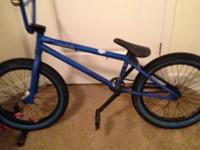 Have a brand new bmx verde 2014 have a after market