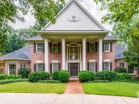 Fully renovated all-brick estate home in immaculate