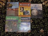 Selling gently used 9th grade A Beka Books. My daughter