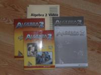 Selling 2 various A Beka Math Bundles:.  1. Plane