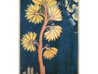 Your wall and our gorgeous William Morris tapestry make