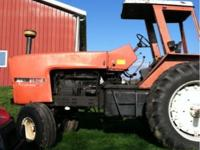 140 HP tractor. Motor needs work Call  for details //
