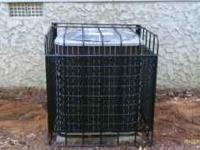 custom a/c cages built for your unit. Call for free