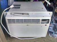 LG multi room cooling unit. needs dedicated 230v