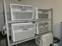 * A/C Window Units - Assorted BTU's - 1 Month Full