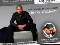 An Evening Of Classic Soul: LENNY WILLIAMS & ANN NESBY