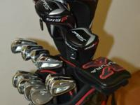 Up for sale is an awesome complete set of Titleist golf