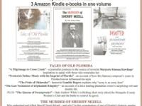A FLORIDA ANTHOLOGY by Dale Andrew White 3 Amazon.com