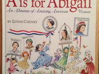 Brand New! Gift Quality! A is for Abigail: An Almanac
