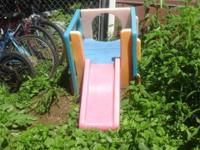 For sale I have a kids slide play structure that is in