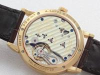 A. Lange & Sohne 18K Rose gold 1815 manual wind Mens