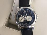 for sell a lange sohne chronograph double split in
