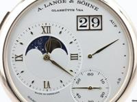 Description: Brand: A.Lange & sohne Movement: