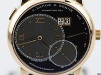 This is a A. Lange and Shne, Grand Lange One 115.031