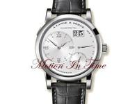 A. Lange & Sohne Lange 1 - White Gold with Power