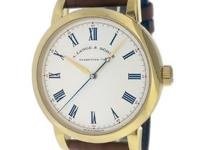 Gents A. Lange & Sohne Richard Lange in 18K yellow
