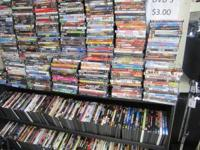 Misc DVDs for sale! 3 bucks a piece 4 for 10 or 10 for