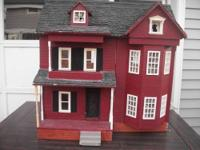 Please do some research on this beautiful dollhouse &