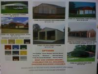 FOR ALL YOUR CARPORT AND STORAGE BUILDING NEEDS WE