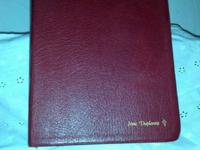 Bro. Jesse used this bible in preparing resurgence