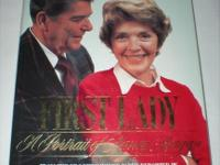 This book is a biography and tribute to Nancy Reagan