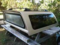 I have a A.R.E. Z Series camper shell thats in
