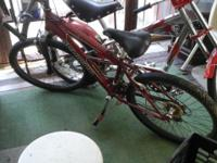 I have a schwin men's or boys bike that is in ok
