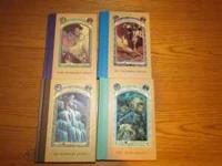A Series of Unfortunate Events by Lemony Snicket book #