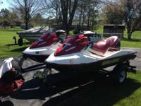 I have a set of 2003 Sea doo GTX 4 strokes with