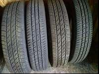 2 Insignia and 2 Cooper Tires for SALE! 185/70R14, this
