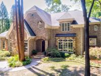 Historic Brookhaven's ideal location! Beautiful home on