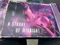 A stroke of midnight by Laurell k. Hamilton. Shine