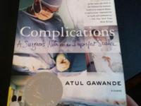 ISBN-13: 00 ISBN-10: 0312421702 Atul Gawande Available