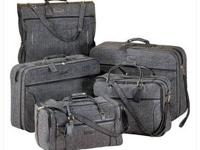 Sturdy 5-piece travel set is just the ticket for
