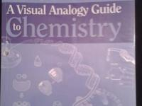A VISUAL ANALOGY GUIDE TO CHEMISTRY by Krieger ISBN  4