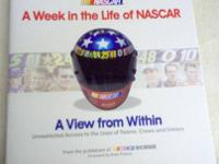 """A WEEK IN THE LIFE OF NASCAR: A VIEW FROM WITHIN , a"