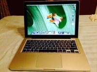 "A1278-Apple MacBook Pro 13"" 2011 Core i5 2.3GHz-16GB"