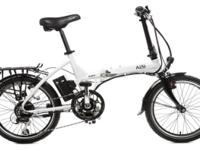 Ebike for Sale Stats: MOTOR TYPE: Rear-Mounted Geared