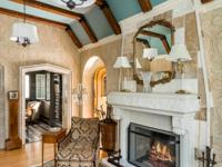 A Romantic European Country House in Denver! The front